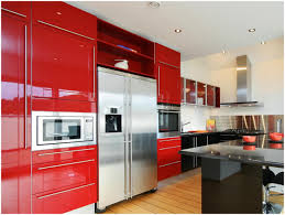 Black Glazed Kitchen Cabinets Kitchen Red Kitchen Cabinets Ikea Cabinets With Stainless