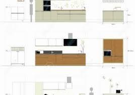 hauteur standard cuisine meuble cuisine dimension lovely dimension meuble cuisine meuble
