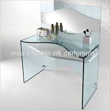 Clear Vanity Table Clear Ongpl Home