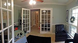 French Doors In Dining Room Photo Of Fine French Doors In Dining - Dining room with french doors