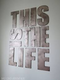 amazing design metal letters for wall decor gorgeous metal wall