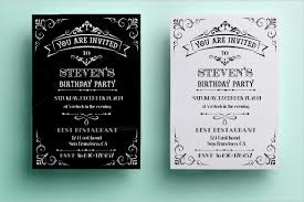 21 birthday invitation templates u2013 free sample example format