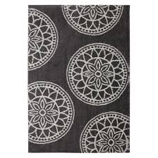 Home Area Rugs Mohawk Home Medallion Shag Area Rug Target