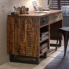 Holz Schreibtisch Schreibtische 120 Cm Breit Kaufen Auf Pharao24 De