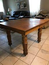 antique dining room tables antique dining table ebay