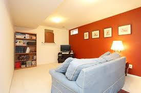 inspiring ideas bright paint colors for basement family