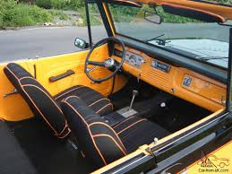 jeep jeepster interior custom jeepster commando convertible