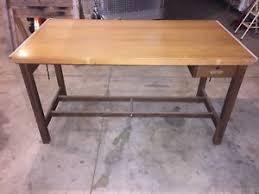 Antique Wood Drafting Table Hamilton Vintage Drafting Table Oak Wood Vintage 50s 60s Antique