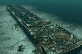 Michigan Dnr Lake Maps by Dnr Indiana Shipwrecks