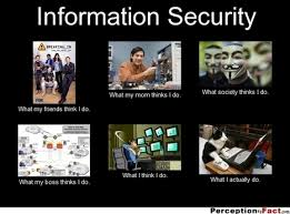 It Security Meme - what my boss thinks i do in human interest scoop it