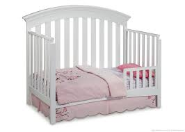 How To Convert Crib To Bed Bentley 4 In 1 Crib Delta Children