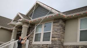 How To Hang Christmas Lights On House by The Best Way To Put Up Christmas Lights U2013 Diy Home Improvement And