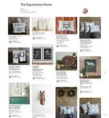 Equestrian Home Decor Marketing Your Website On Pinterest Pattern Success Center