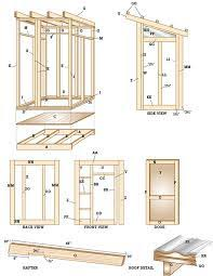 Free Backyard Shed Plans Build Shed 10x12 Shed Plans With Loft Free Garden Shed