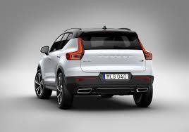 volvo jeep 2018 volvo xc40 crash test reveals it u0027s one safe small suv