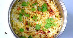 biryani cuisine chicken biryani recipe how to cook the best rice dish in the