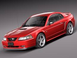 1999 ford mustang gt ford mustang 3d models for turbosquid