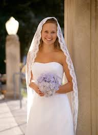 hairstyles with mantilla veil hottest wedding veil styles cherry marry
