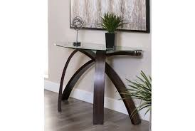 Sofa End Table by Allure Sofa Table Living Spaces