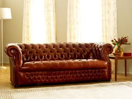Vintage Chesterfield Sofas Vintage Brown Leather Chesterfield Sofa Fabrizio Design