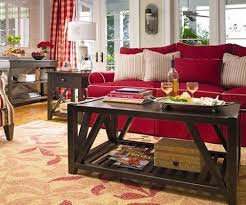Living Room With Red Sofa by 105 Best Living Room Red Accents Images On Pinterest Living