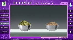 Evergreen Publications Candid Science Lab Manual Class 8