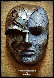 Metal Halloween Costumes Ucreative 56 Handcrafted Masks Perfect Halloween