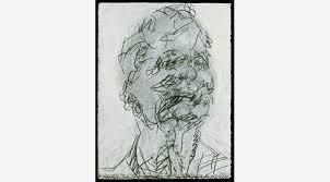 self portrait by frank auerbach art fund