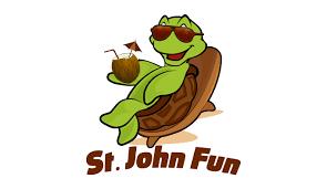 St John Map St John Usvi Map St John Usvi Fun Guide