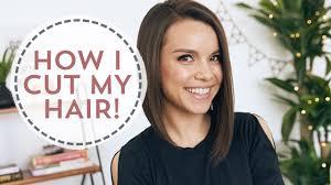 how i get my hair cut my haircut hair q u0026a ingrid nilsen youtube