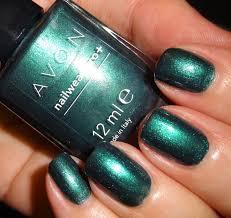 avon nailwear pro noir emerald avon beauty connects