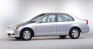 2002 honda civic reviews 2003 car review honda civic hybrid