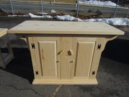 amish made rustic sofa table or sideboard 6 u2032 long 32 u2033 tall 17 u2033 deep