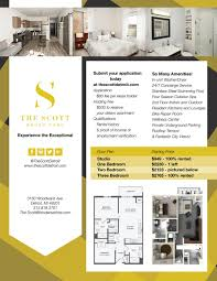 available one bedroom apartments the scott at brush park funk s work
