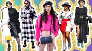 best street style paris fashion week spring 2018 stylecaster