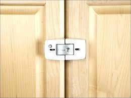 Baby Cabinet Door Locks Cabinet Door Locks Concealed Cabinet Door Locks