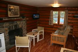 our lake george cottages are located on a picturesque hillside and