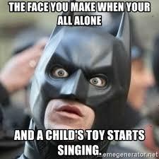 Batman Meme Generator - batman singing meme mne vse pohuj