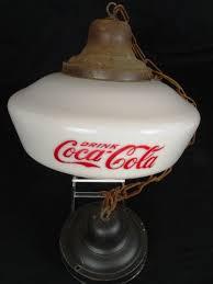 coca cola pendant lights 187 best 14 coke lamps phones frames images on pinterest