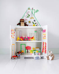 10 ikea products turned into dollhouses apartment therapy