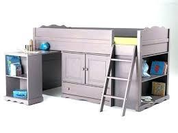lit mezzanine combiné bureau lit et bureau lit et bureau enfant lit combine bureau fille lit