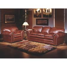Living Room Furniture Reviews by Omnia Furniture Torre Leather Sofa Reviews Wayfair Loversiq