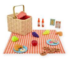 kids picnic basket just like home picnic basket toys education