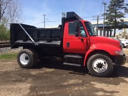 international dump trucks in michigan for sale used trucks on
