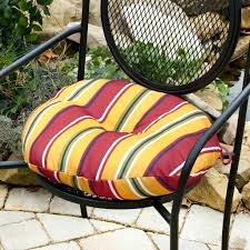 Outdoor Bistro Chair Cushions Square Bistro Chair Cushions 15 16 Inch Seat Square