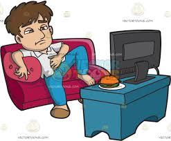 Couch Cartoon Indolent Clipart Cartoon Images