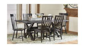 Dining Room Furniture Deals by Magnolia Home Magnolia Home Magnolia Home Sawbuck Dining Table