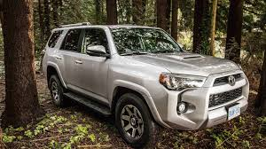 2017 toyota 4runner limited 2017 toyota 4runner trd off road test drive review