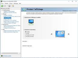 ecran bureau retourné comment faire pivoter l affichage de votre écran sur windows