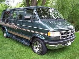 Dodge Ram Van - 1997 dodge ram van image 4